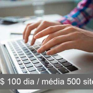 Divulgação via Formularios